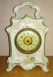 Фарфоровые часы Junghans