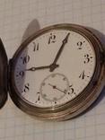 Longines часы карманные
