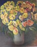 Последние хризантемы