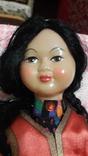 Кукла узбечка с биркой