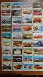 """Коллекция вкладышей """"Turbo"""" 1, 3й и 4 серии 1990 - 1994"""