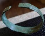 Браслет с головами драконов, орнаментированный. X - XI вв. photo 6