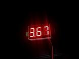 Вольтметр цифровой (3.2-30В)