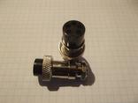 Штекер для катушки металлоискателя на 5 pin.( 1 шт.)