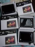 Камера монитор -7дюймов-3штуки