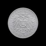 5 Марок 1913 Вильгельм ІІ, Вюртемберг
