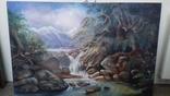 Картіна водопад, фото №2