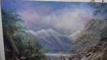 Картіна водопад, фото №6