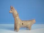 Свистулька 18-19 век.Собака., фото №3