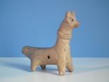 Свистулька 18-19 век.Собака., фото №4