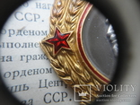 Орден Ленина № 199361 +Документ (1952 г) photo 5