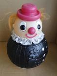 Неваляшка клоун, фото №7