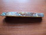 Срез коричневого агата-120 гр., фото №4