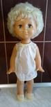Кукла ссср  на резинках Днепропетровское клеймо, фото №2