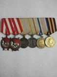 Комплект наград подполковника, разведчика. КЗ1+КЗ2+ОВ+польские награды. С документами. photo 4