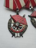 Комплект наград подполковника, разведчика. КЗ1+КЗ2+ОВ+польские награды. С документами. photo 5