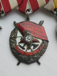 Комплект наград подполковника, разведчика. КЗ1+КЗ2+ОВ+польские награды. С документами. photo 7