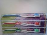 Зубная щетка (лот 3шт)