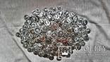 Коллекция Римских Антонианов, Денариев, Силикв 350 штук, 936 гр. без резерва photo 3