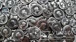 Коллекция Римских Антонианов, Денариев, Силикв 350 штук, 936 гр. без резерва photo 11