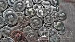 Коллекция Римских Антонианов, Денариев, Силикв 350 штук, 936 гр. без резерва photo 12