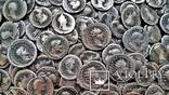 Коллекция Римских Антонианов, Денариев, Силикв 350 штук, 936 гр. без резерва photo 15