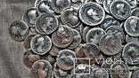 Коллекция Римских Антонианов, Денариев, Силикв 350 штук, 936 гр. без резерва photo 17