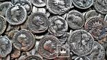 Коллекция Римских Антонианов, Денариев, Силикв 350 штук, 936 гр. без резерва photo 19