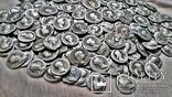 Коллекция Римских Антонианов, Денариев, Силикв 350 штук, 936 гр. без резерва photo 27