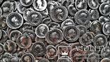 Коллекция Римских Антонианов, Денариев, Силикв 350 штук, 936 гр. без резерва photo 38