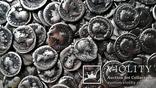 Коллекция Римских Антонианов, Денариев, Силикв 350 штук, 936 гр. без резерва photo 41