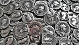 Коллекция Римских Антонианов, Денариев, Силикв 350 штук, 936 гр. без резерва photo 42
