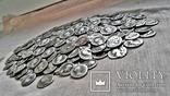 Коллекция Римских Антонианов, Денариев, Силикв 350 штук, 936 гр. без резерва photo 43