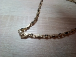 Золотая цепочка Kria 750 проба 70.66 грамм photo 3