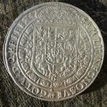 Талер Сигизмунд ІІІ 1628 год. Ваза photo 4