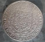 Талер Сигизмунд ІІІ 1628 год. Ваза photo 9