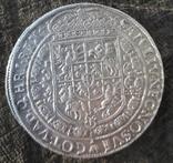 Талер Сигизмунд ІІІ 1628 год. Ваза photo 10
