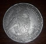 Талер Сигизмунд ІІІ 1628 год. Ваза photo 11