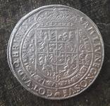 Талер Сигизмунд ІІІ 1628 год. Ваза photo 13