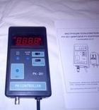 PH-201 Цифровой PH Контроллер с функцией H I/LO, фото №3