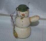 Снеговик без руки, фото №2