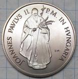Венгрия 100 форинтов 1991, фото №2