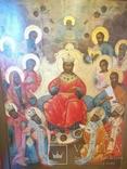 """Монументальна ікона""""Цар Слави-Деісус"""". photo 13"""