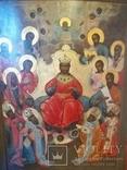 """Монументальна ікона""""Цар Слави-Деісус"""". photo 14"""
