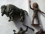 Бизон и индейцы, фото №4