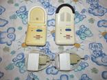 TOMY Walkabout 2000 Nursery Baby Monitor