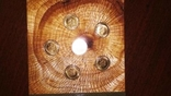 Набор памятных монет дикие деревья Армении 200 драм 2014, фото №4