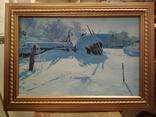 """Картина. """"Зима"""" photo 1"""