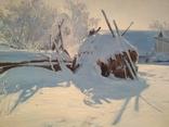 """Картина. """"Зима"""" photo 2"""