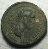 Антоний пий медальон или двойной систерций судя по весу photo 3